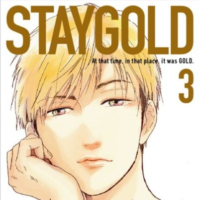 STAYGOLD3巻 秀良子